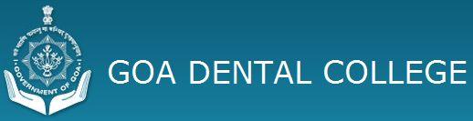 'Goa Dental College I Government of Goa