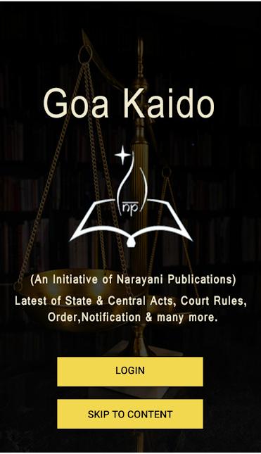 Goa Kaido