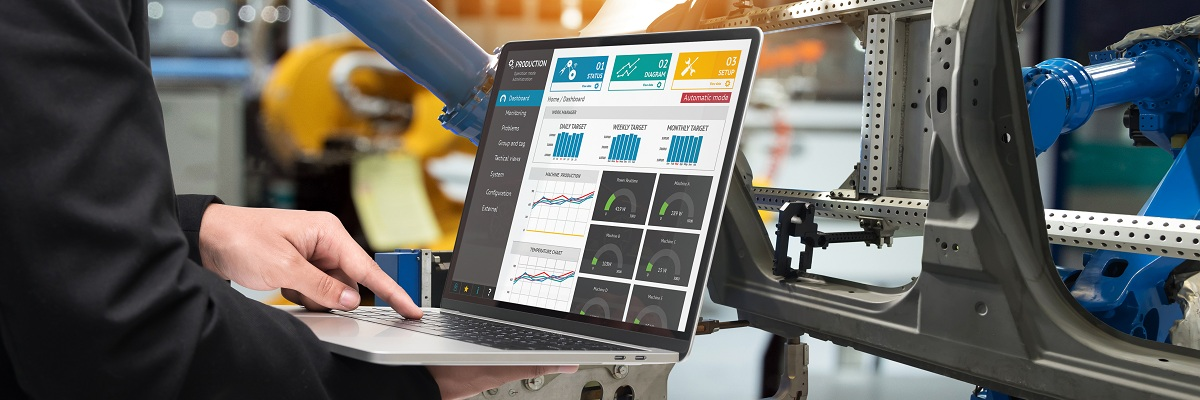 Manufacturing Tracking & Shopfloor Automation Software